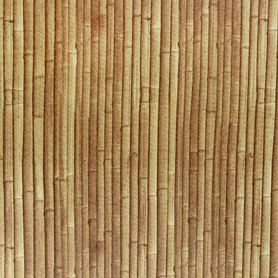 Telas decorativas con motivo bambú