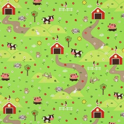 Decostof Kleine Hond & farm