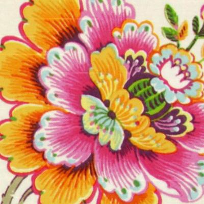 Tessuti a fiori: le nuove tendenze per la stagione autunno/inverno 2011/2012
