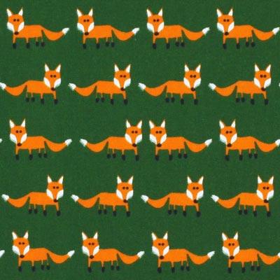 Standing Fox 3