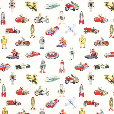 Children s fabrics with rockets at for Rocket fabric