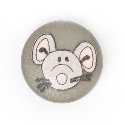 Botón de plástico Ratón 12