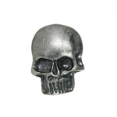 Metallknopf Totenkopf 3 (30)