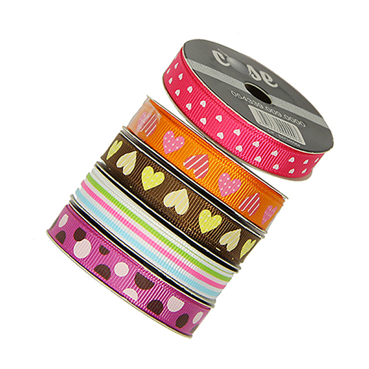 Just in: a summery collection of ribbons