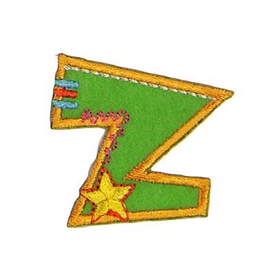 Recién llegado: Aplicación de letras de la A hasta la Z