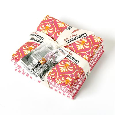 Fat Quarter Bundle – French Cottage 3