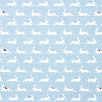 Little Friends Rabbit – baby blue