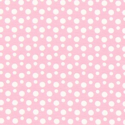 Jersey Portofino Dots 1 – roze | Gütermann
