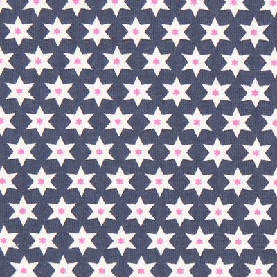 Jersey Long Island Stars – blauw | Gütermann