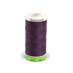 New in our line: Sew-all Thread in 14 colors - 100% recycled materials!
