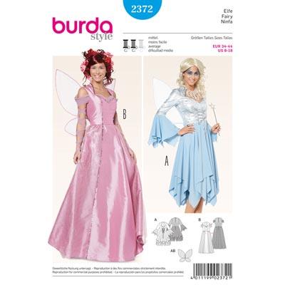 Elfe, Burda 2372 | 34 - 44