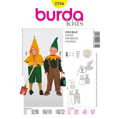 Zwerge, Burda 2784