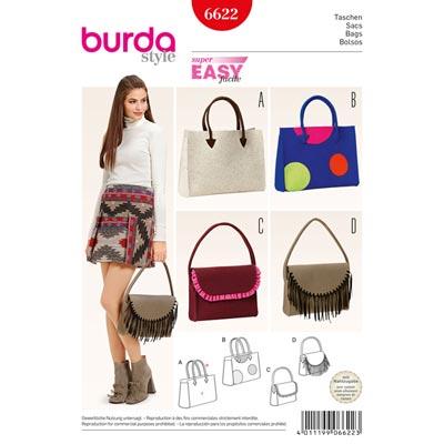 Taschen, Burda 6622