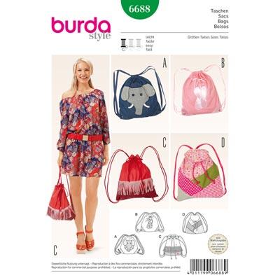 Taschen, Burda 6688