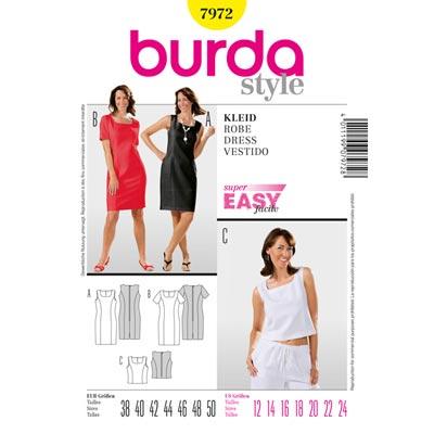 Kleid, 7972 | 38 - 50
