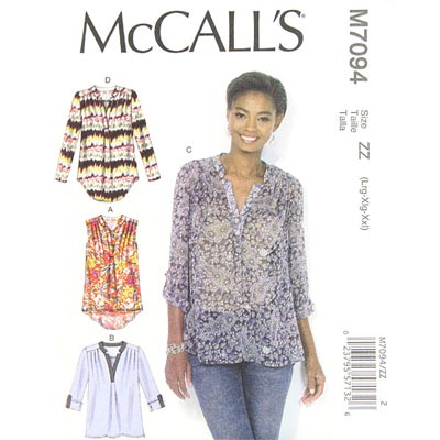 Tops, McCall´s M7094