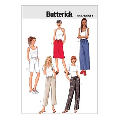 Hose, Butterick 3460 | 34 - 40