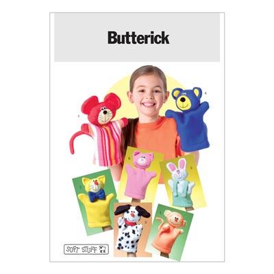 Handpuppe, Butterick 4209