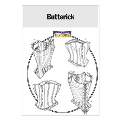 Historisches Kostüm, Butterick 4254 | 32 - 36