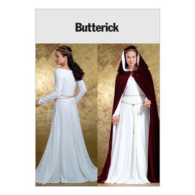 Kostüm, Butterick 4377 | 32 - 38