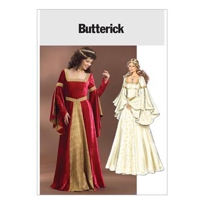Kostüm, Butterick 4571 | 32 - 38