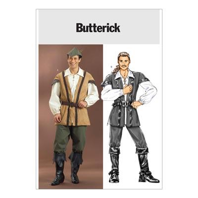 Kostüm, Butterick 4574 | 34 - 44
