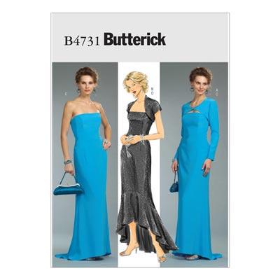 Kleid, Butterick 4731 | 40 - 46