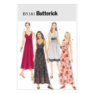 Kleid, Butterick 5181 | 34 - 40