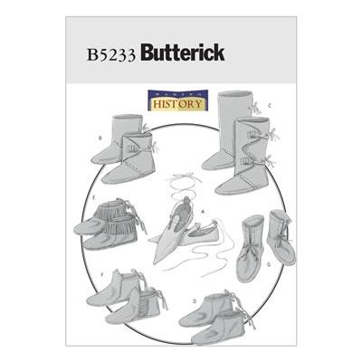 Historisches Kostüm, Butterick 5233 | One Size