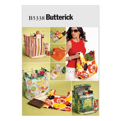 Taschen, Butterick 5338 | One Size