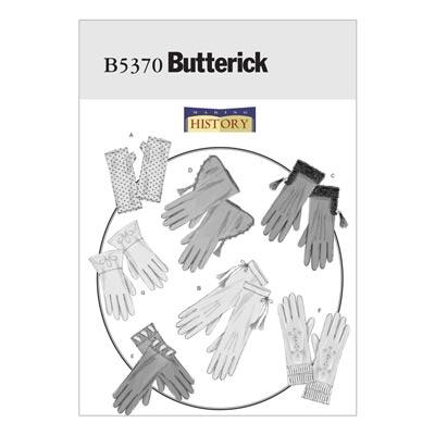 Historisches Kostüm, Butterick 5370 | One Size