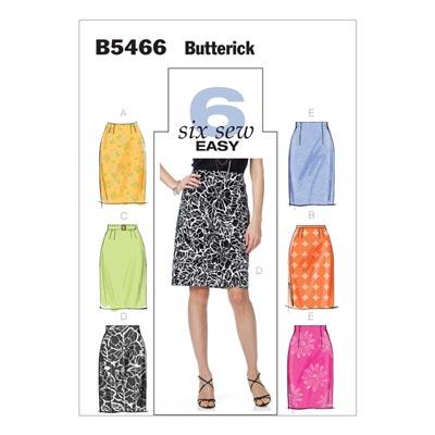Rock, BUTTERICK B5466