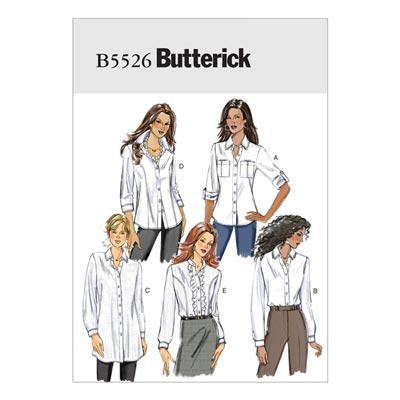 Blusen, BUTTERICK B5526