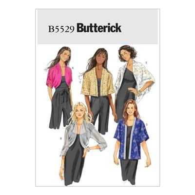 Jacke, Butterick 5529 | 32 - 40