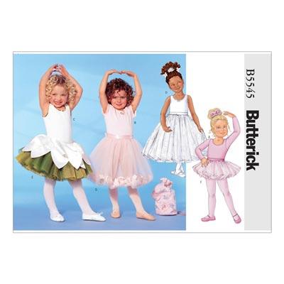 Kinderkostüm, Butterick 5545 | 122