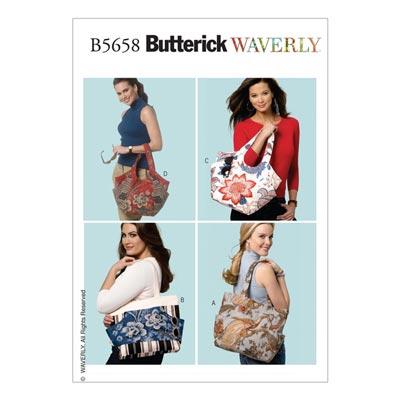 Taschen, Butterick 5658 | One Size