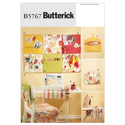 Nähutensilien, Butterick 5767 | One Size