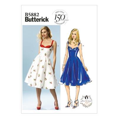 Kleid, Gretchen Hirsch B5882