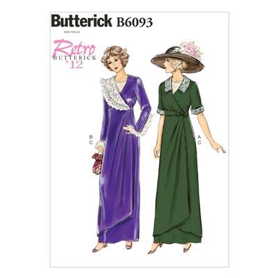 Kleid, BUTTERICK B6093