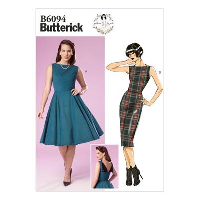 Kleid, BUTTERICK B6094