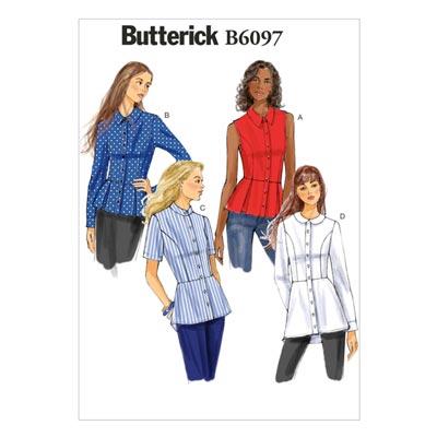 Shirt, BUTTERICK B6097