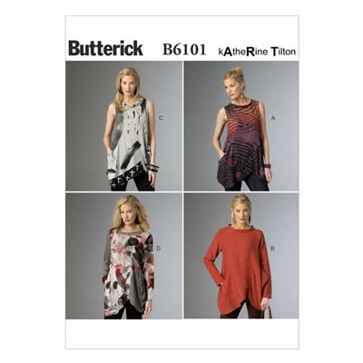 Tunika, BUTTERICK B6101