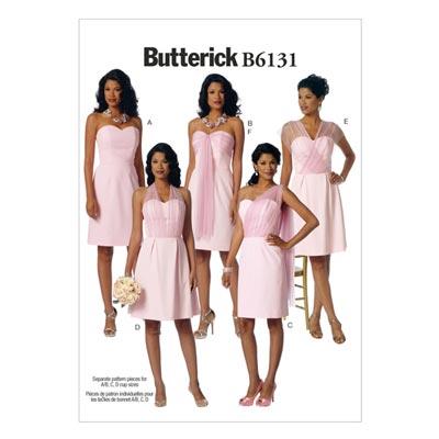 Abendkleid, Butterick 6131 | 40 - 48