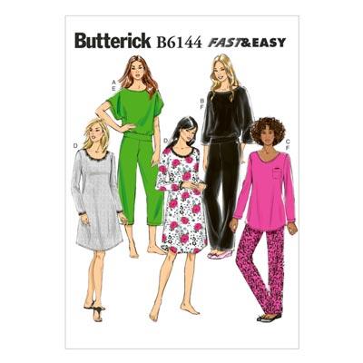 Top / Hose, Butterick 6144 | 32 - 40