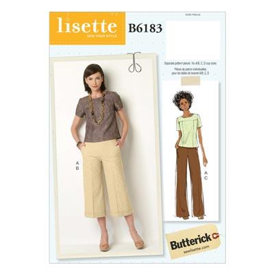 Shirt / Hose, Butterick 6183 | 32 - 40