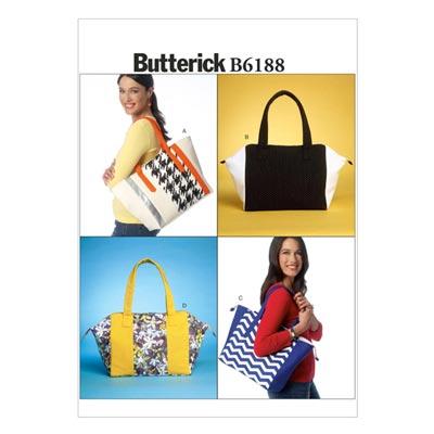 Taschen, Butterick 6188 | One Size