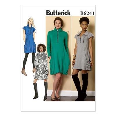 Kleid, Butterick 6241 | 32 - 40