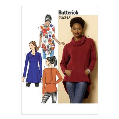 Top / Tunika, Butterick 6248 | 34 - 42