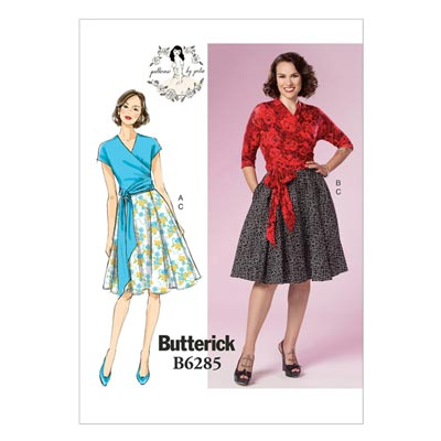 Top / Rock, Butterick 6285 | 32 - 40
