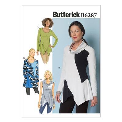 Top / Tunika, Butterick 6287 | 34 - 44